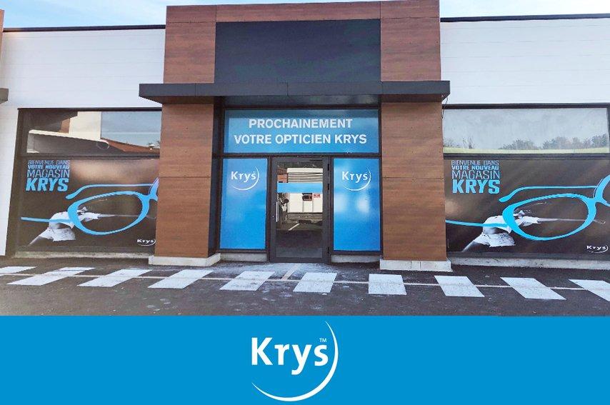 Ils nous font confiance - Krys